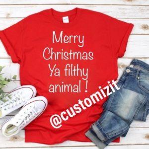 Merry Christmas 🎄 graphic T-shirt's